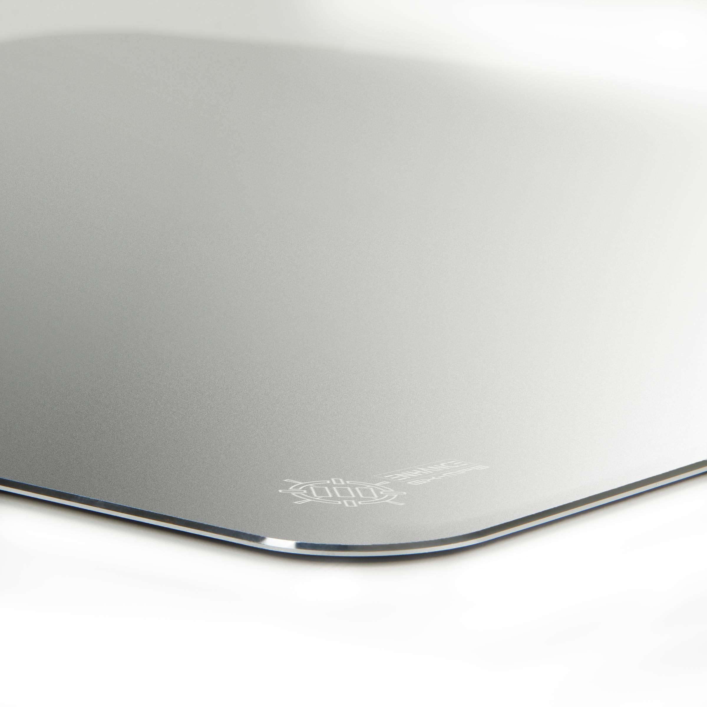 ENHANCE GX-MP6 Gaming Aluminum Mouse Pad with Natural Rubber Backing & Low-Friction Tracking Surface 3