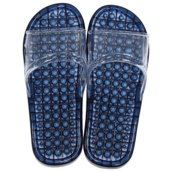 浴室拖鞋 藍 26 NITORI宜得利家居 1