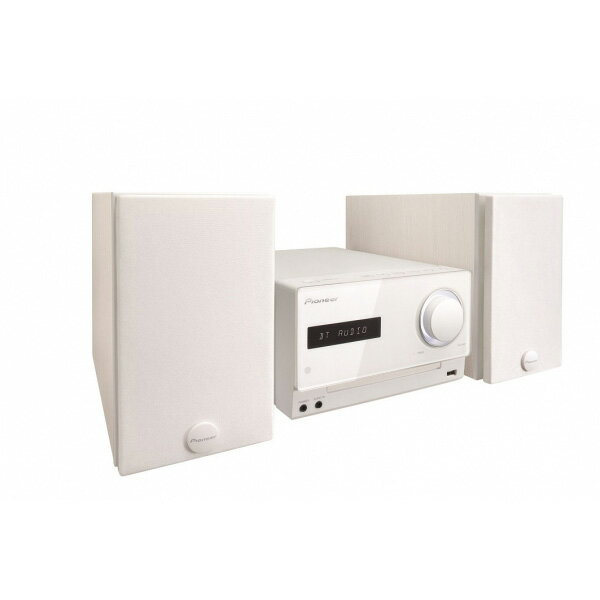 <br/><br/>  先鋒 Pioneer CD iPod iPhone iPad床頭音響 X-CM32BT-W<br/><br/>