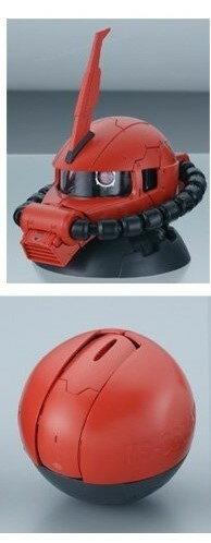◆時光殺手玩具館◆ 現貨 轉蛋 扭蛋 BANDAI EXCEED MODEL 薩克 頭像 2代 單售 紅色閃電 強尼 萊登專用薩克