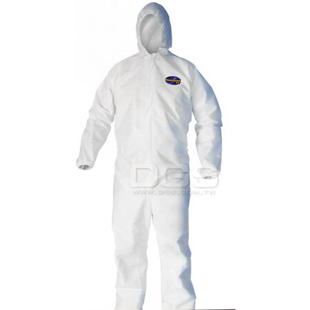 《KleenGuard 勁衛》A40 化學防護衣 Liquid & Particle Protection Coveralls