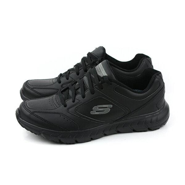 SKECHERS DUAL~LITE 鞋 女鞋 黑色 no441