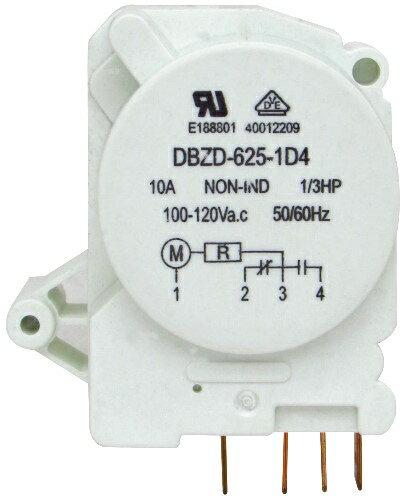 【1-3線圈】DBZD-625-1D4 國際 東元 日立 冰箱除霜定時器 化霜器