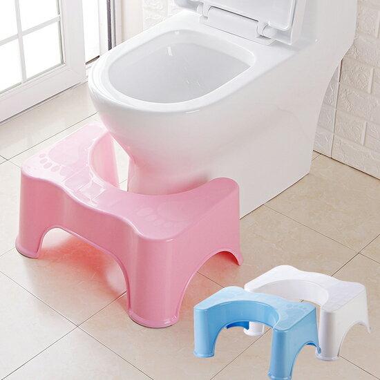 ♚MY COLOR♚馬桶如廁墊腳蹬 浴室 加厚 蹬蹲 小椅子 兒童 增高 防滑 安全 居家 排便【A30】
