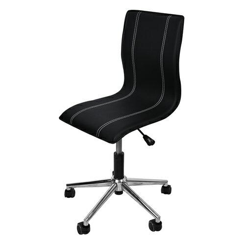【尚優家居】賈柏辦公椅/電腦椅/主管椅 (黑色)