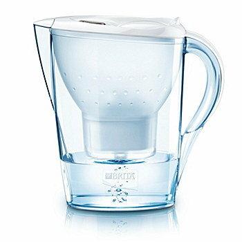 【BRITA】 Aluna 愛奴娜3.5L透視型濾水壺+3入組濾芯BR35_BR01 【本組合共4支濾芯】