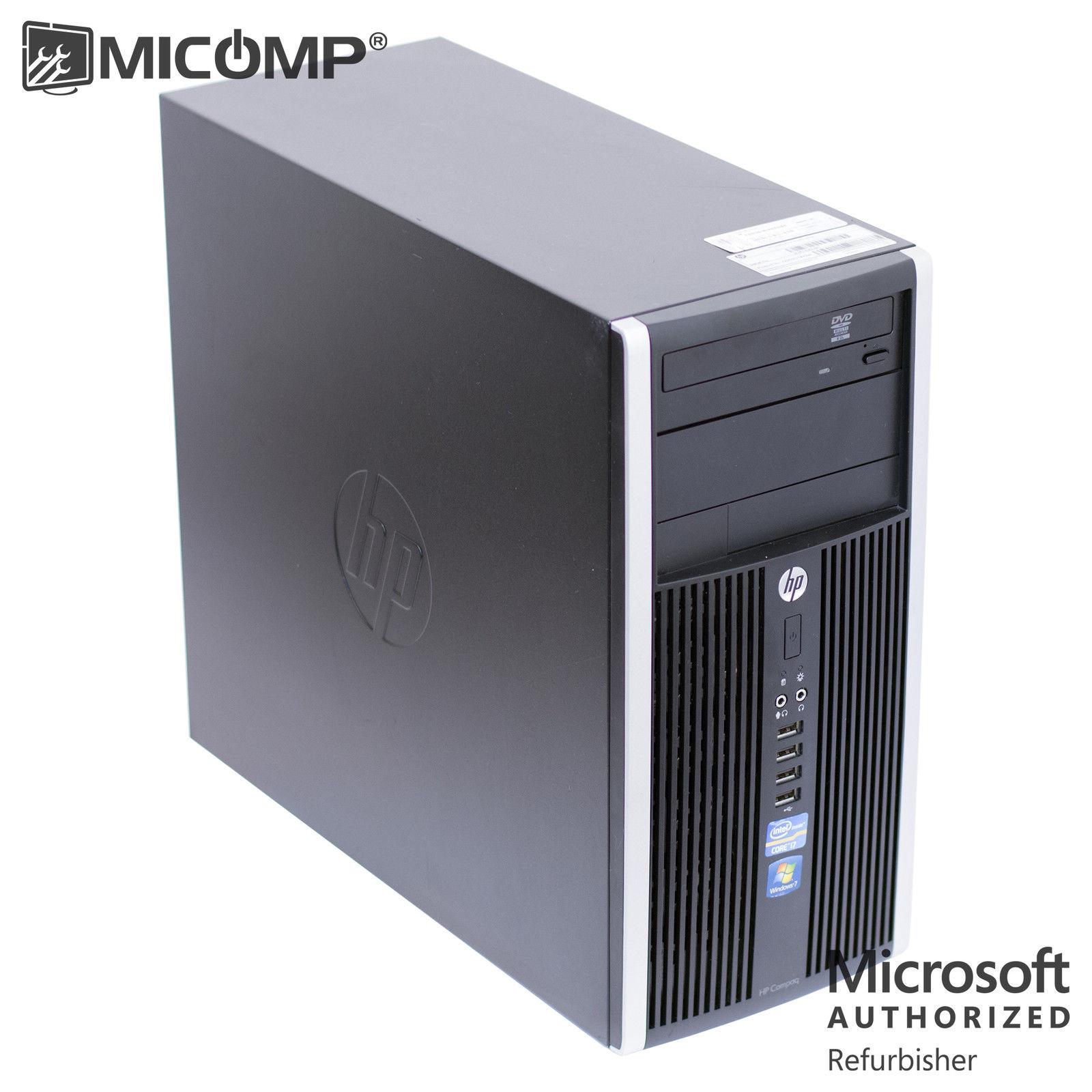 HP Gaming Computer Nvidia GTX 1050 Video Core i5 3.2Ghz 16Gb 1TB HDD Windows 10 HDMI WiFi 1 Year Warranty 3