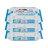 Baan 貝恩 - 嬰兒保養柔濕巾 -EDI無香料 Baby Wipes 20抽 3包/串 (新新包裝) 0