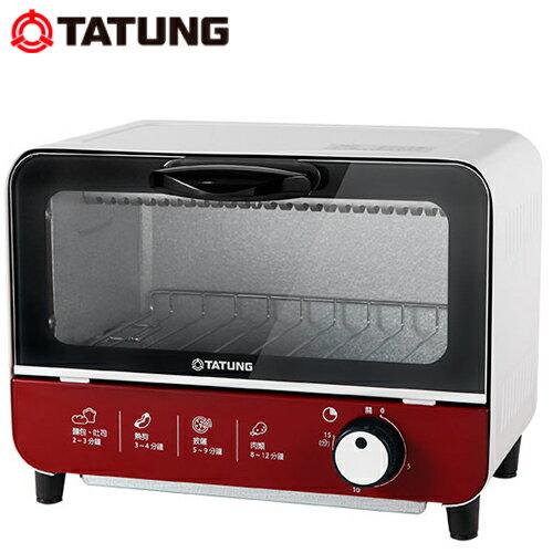 TATUNG 大同 TOT-605A 電烤箱 6L 過熱保護自動斷電功能