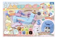 角落生物Sumikko-gurashi,角落生物娃娃推薦推薦到(卡司 正版現貨) 代理版 TAKARA TOMY 角落小夥伴 角落生物 毛球 玩偶 製作機 DIY 手工