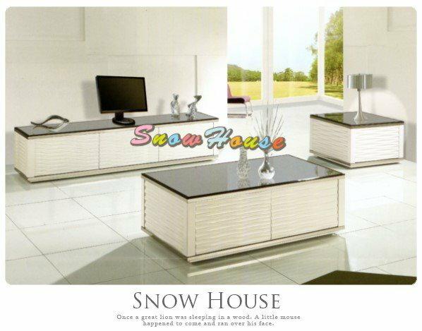╭☆雪之屋居家生活館☆╯AA425-03 K460米白色小茶几(啞光烤漆板)/收納櫃/置物櫃/70公分寬