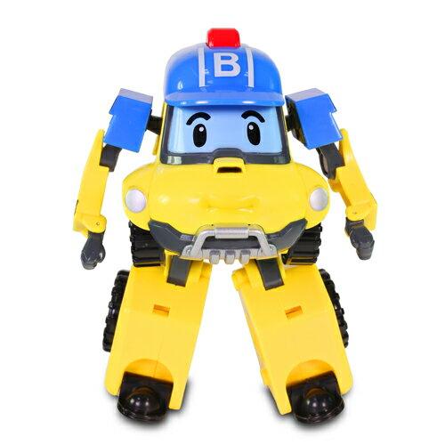 """4吋變形巴奇/4"""" Transforming Bucky/ ROBOCAR POLI 波力/ 可變形/ 救援小英雄/ 伯寶行"""
