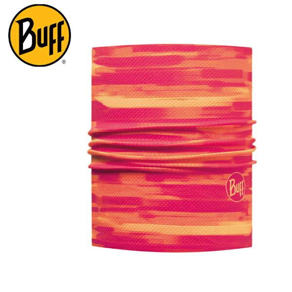 【【蘋果戶外】】BF113700西班牙BUFF銀離子快乾頭盔巾粉紅搖曳透氣吸汗速乾單車頭巾