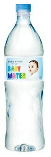Baby Water貝比深層水1200ml~9入