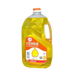 台糖 大豆 沙拉油 3L