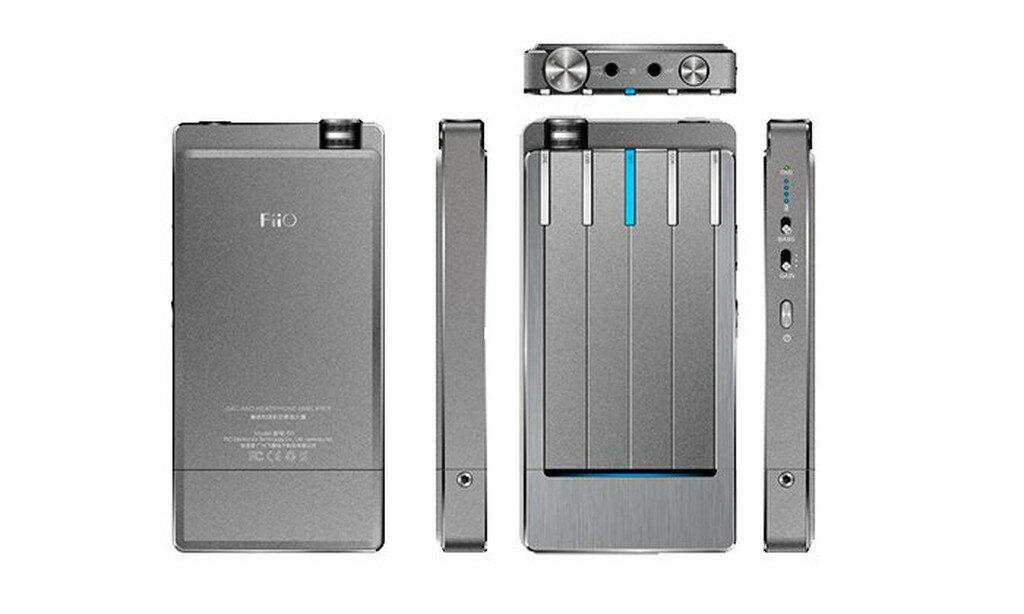 弘達影音多媒體 FIIO X7 母帶級無損音樂播放器 Andriod/音樂 雙介面 可換模組 免運費!