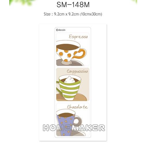 家的新衣:Sonamoo磁磚貼紙_HS-SM148M