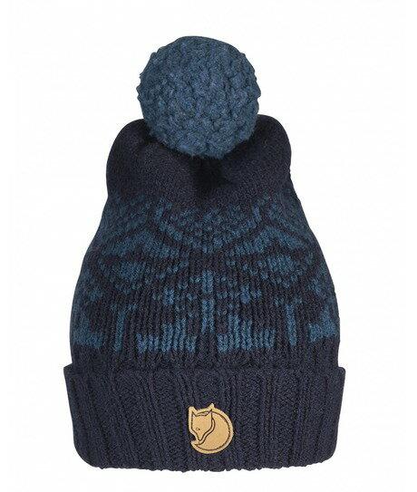 【鄉野情戶外用品店】 Fjallraven 小狐狸 |瑞典|SnowBall保暖帽/羊毛帽/毛帽 針織帽-暴風灰/77378