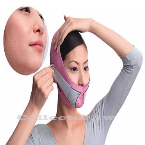 【超取299免運】日韓流行- 瘦臉神器 第二代小臉帶 雙下巴拉提面罩 瘦臉帶