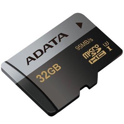 ~╯新風尚潮流╭~ 威剛記憶卡 microSDHC 32G~B C10 U3 AUSDH3