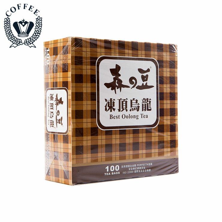 森之豆 凍頂烏龍茶 家用系列 100入