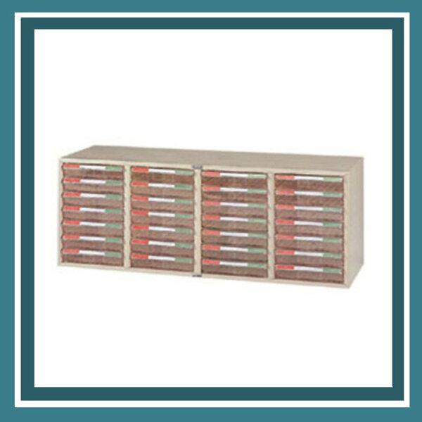 『商款熱銷款』【辦公家具】A4-7407四排文件櫃公文櫃資料櫃櫃子檔案收納