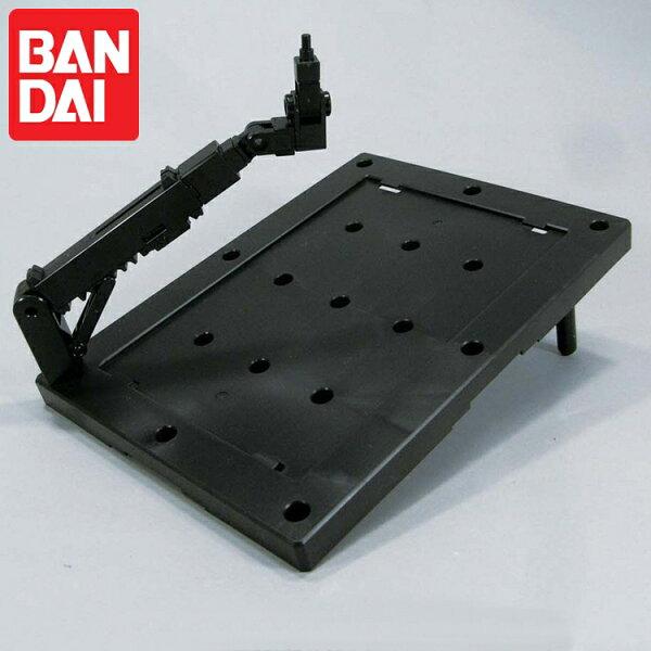 又敗家@日本萬代BANDAI鋼彈模型支架ACTION可動BASE3比例1144HGSDBB鋼普拉底座陳列支撐架