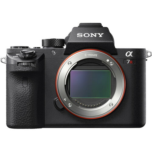 Sony ILCE7RM2/B a7R II 42.4-MP Full Frame Mirrorless Camera Body 0