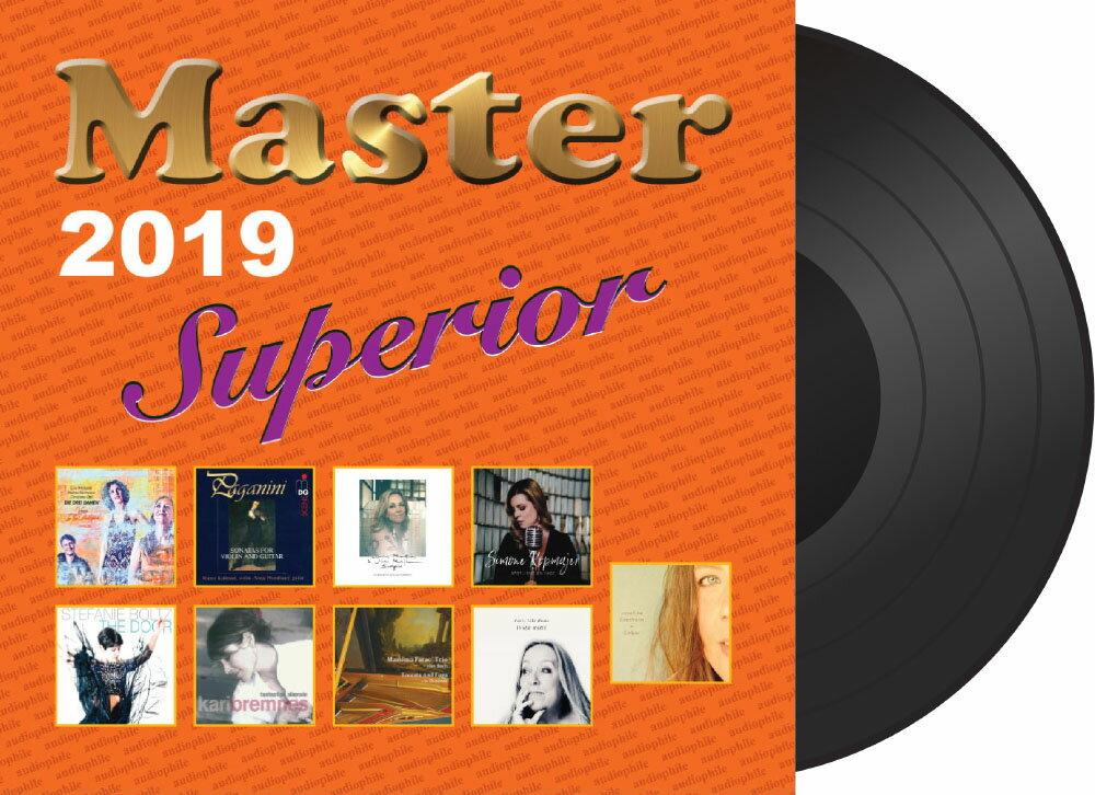 Master發燒碟2019 Master Superior Audiophile 2019 (Vinyl LP) 【Master】 1