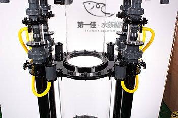 [第一佳水族寵物]台灣JNS 噴頭式蛋白除抹器/除沫器 (外置/內置) [大型-2L] 免運