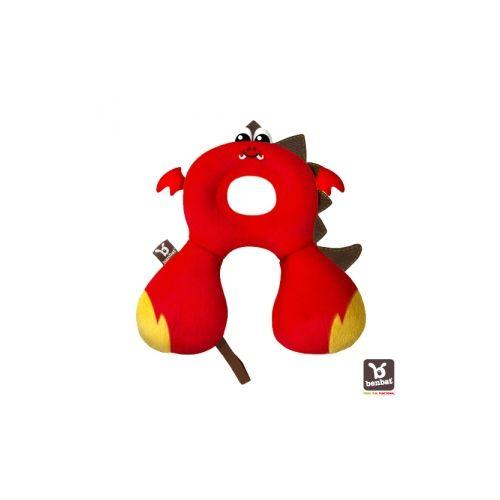 ★衛立兒生活館★Benbat寶寶旅遊頸枕 0-12個月(龍)