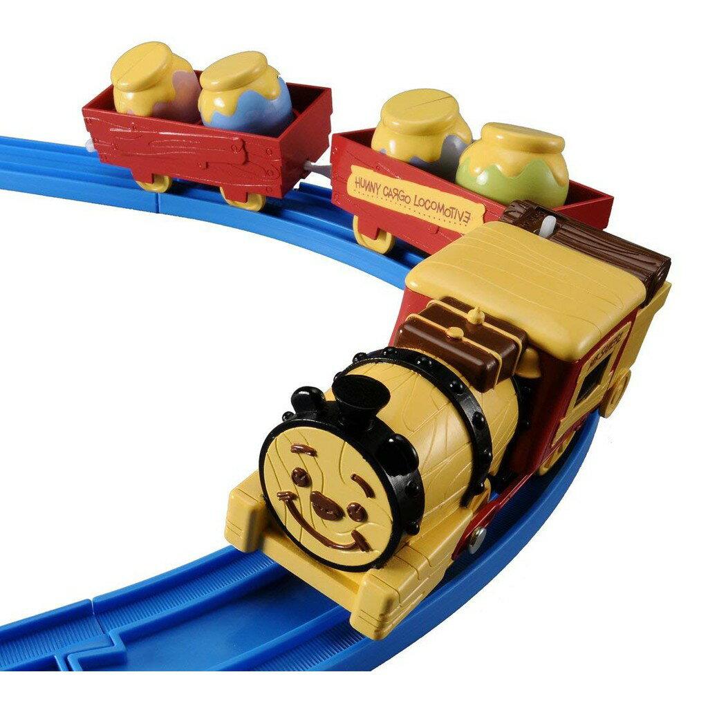 【預購】Plarail Takara Tomy 湯瑪士 迪士尼 夢幻鐵路 維尼 蜂蜜 電動軌道火車 鐵道王國【星野日本玩具】
