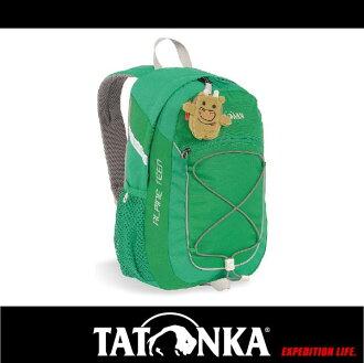 萬特戶外運動 TATONKA TTK1792-404 Alpine Teen 16公升 兒童多功能背包 草地綠色