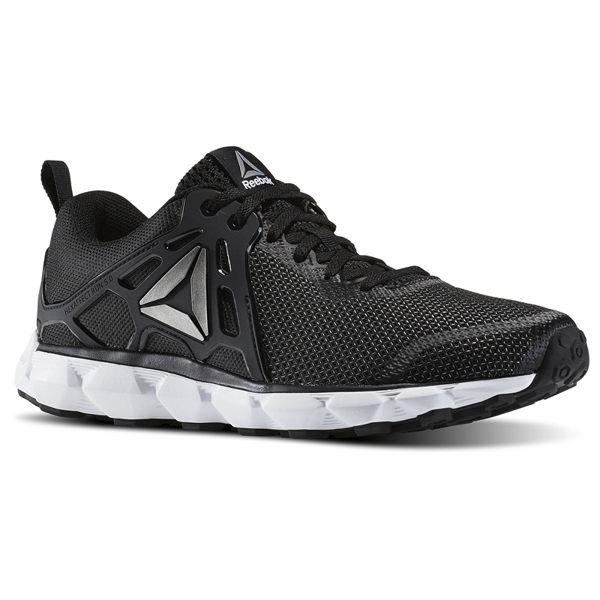 REEBOKHEXAFFECTRUN5.0MTM男鞋慢跑網布舒適透氣耐磨黑白【運動世界】BD4700