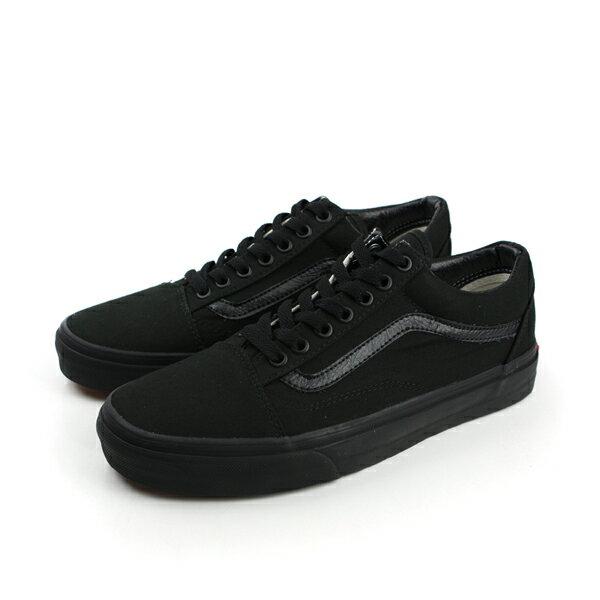 VANS Old Skool 滑板鞋 黑 男款 no426