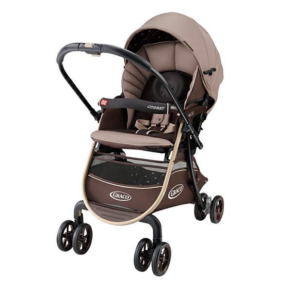 Graco - CITINEXT CTS 豪華休旅 購物型雙向嬰幼兒手推車 櫻花步道