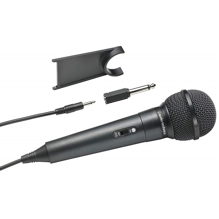 又敗家@日本鐵三角Audio-Technica手持式麥克風ATR1100線長3公尺心形指向性麥克風動圈式麥克風mic人聲麥克風樂器麥克風