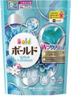 現貨「P&G」超好用!3D立體消臭洗衣球補充包6包(18顆 / 包,共108顆) 3