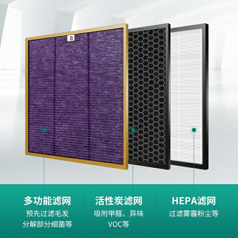 空氣凈化器濾網AC4072 4074 4085 4084 4086ACP073濾芯