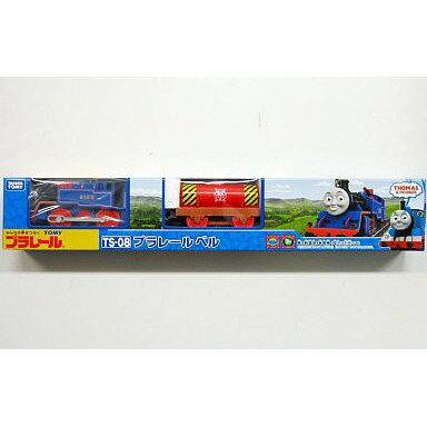 【預購】Plarail Takara Tomy 湯瑪士小火車 電動軌道火車系列 貝爾 消防機関車 鐵道王國  TS-08【星野日本玩具】