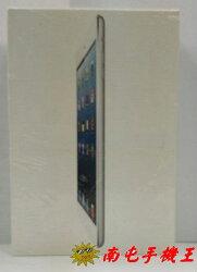 =南屯手機王= Apple iPad mini 32G Wi-Fi (MD544TA) 白-出清商品 封膜有損壞 宅配免運費