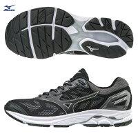 女性慢跑鞋到J1GD180309(黑X黑)WAVE RIDER 21  一般型 女慢跑鞋 S【美津濃MIZUNO】就在MIZUNO 美津濃推薦女性慢跑鞋