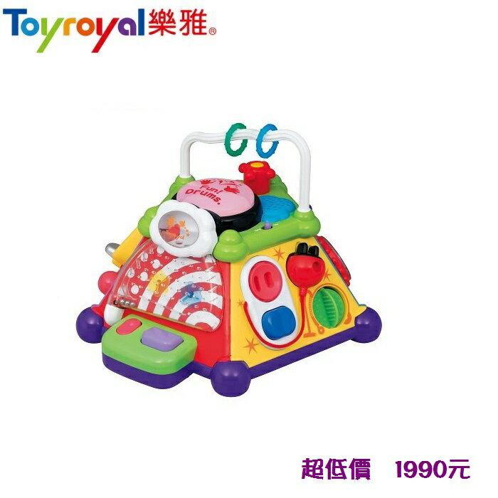 ^~美馨兒^~Toyroyal 樂雅~ 新多 益智盒 1990元