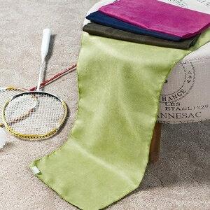 美麗大街【BF171E10】SAFEBET 麂皮絨運動健身抗菌吸汗毛巾 超強吸水速乾巾