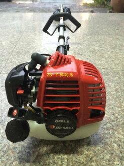 日製ZENOAH小松全能 BC2200/G22LS 肩掛式硬管割草機(世界最輕的引擎割草機)-全配
