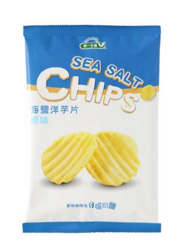 [統一生機] 海鹽洋芋片(原味) 50g