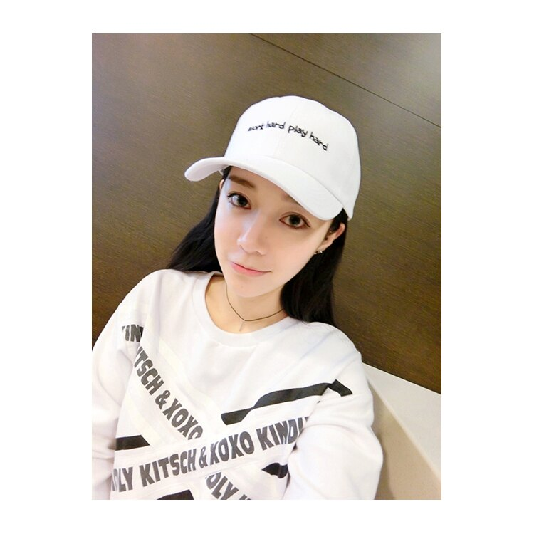棒球帽/鴨舌帽 字母 運動 可調節 遮陽帽 棒球帽【QI8525】 BOBI  09/01 1
