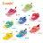 【樂天雙11整點特賣★11 / 4 13:00準時搶購】日本Combi幼兒機能休閒鞋(加贈鞋墊)寶寶段8款任選-樂天雙11 1