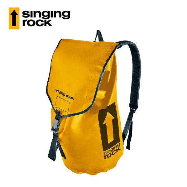 SingingRock防水背包GEARBAGS9000YY35、RR35、BB35(35L)城市綠洲(捷克品牌、探洞、裝備運輸、耐磨、可水洗)