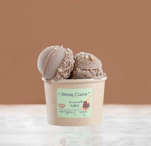 Jesse Claire 天使屋手工冰淇淋 奶酒類 巧克力奶酒口味 1205g